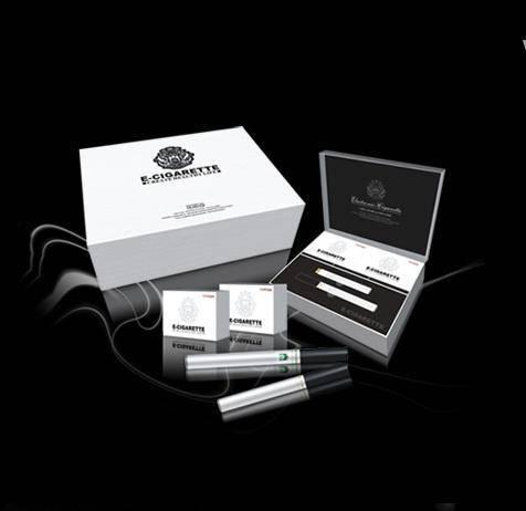 Mini E-Cigarette V9 Electronic Cigarette 5 cartridges free :M403