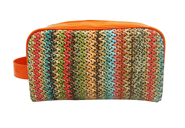 Colorful Matting 100% PP Material Makeup Cosmetic Bag