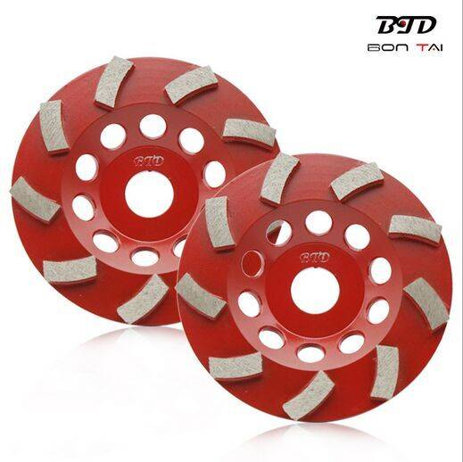 diamond turbo grinding wheel