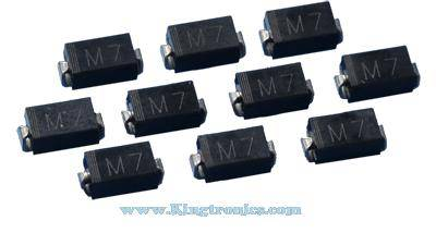 Diode Rectifier M1-M7