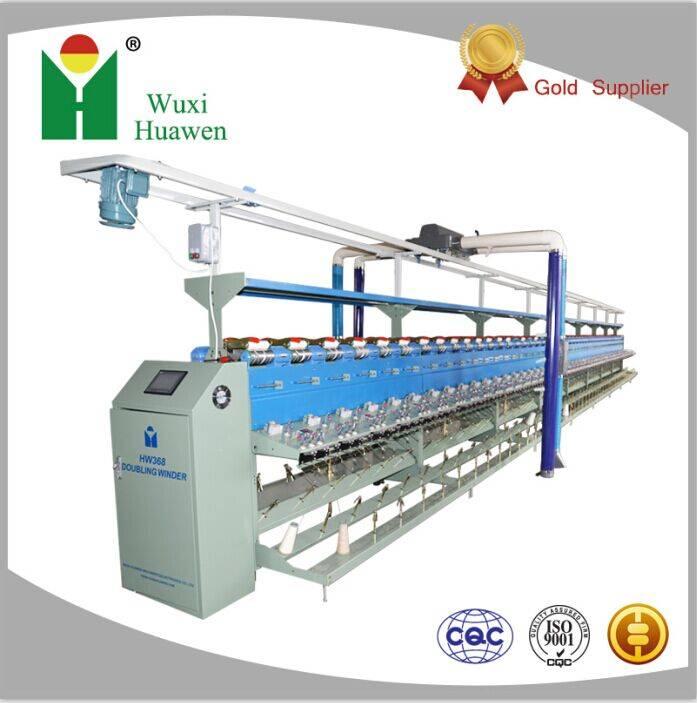 doubling winder machine, double winder (HW368)