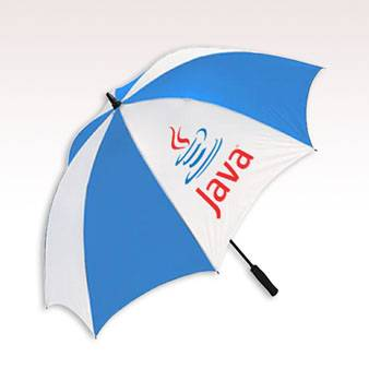 Custom promotion umbrella