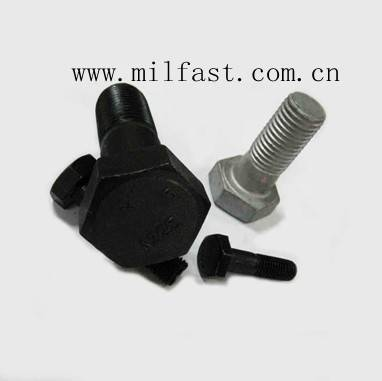 ASTM A325/A490 Heavy Hex Structural Bolts Fastener