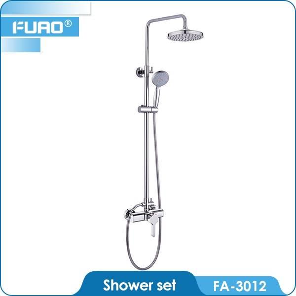Wall mounted cheap bath shower