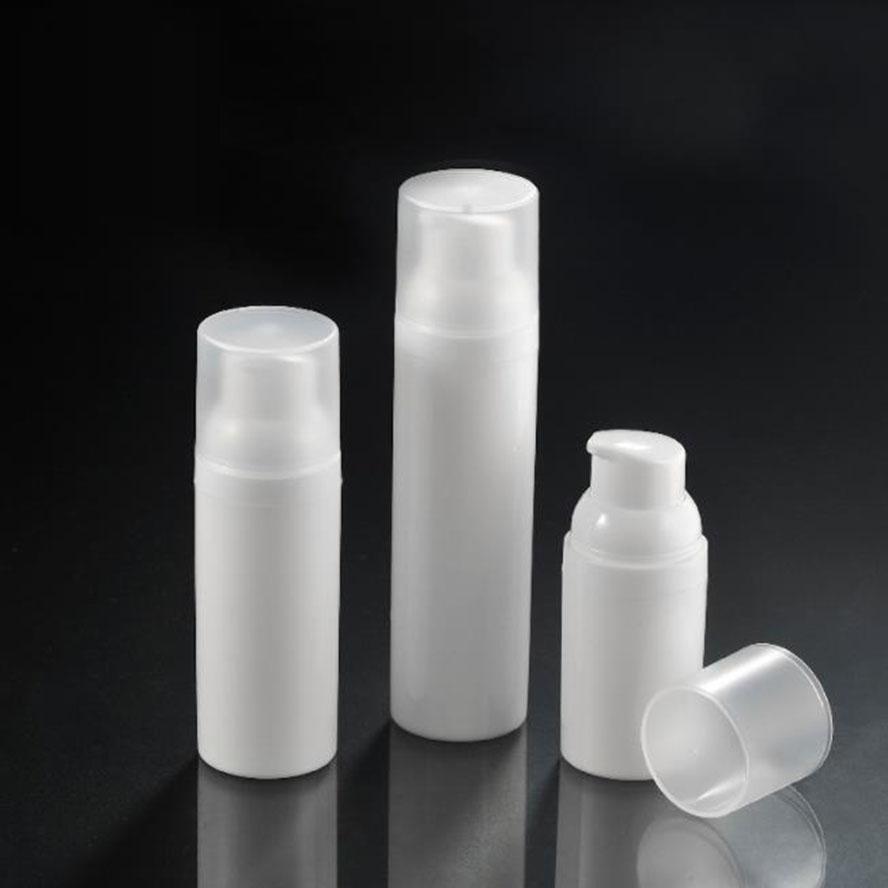 15ml 30ml 50ml Custom PP Airless Plastic Comsetic Bottle