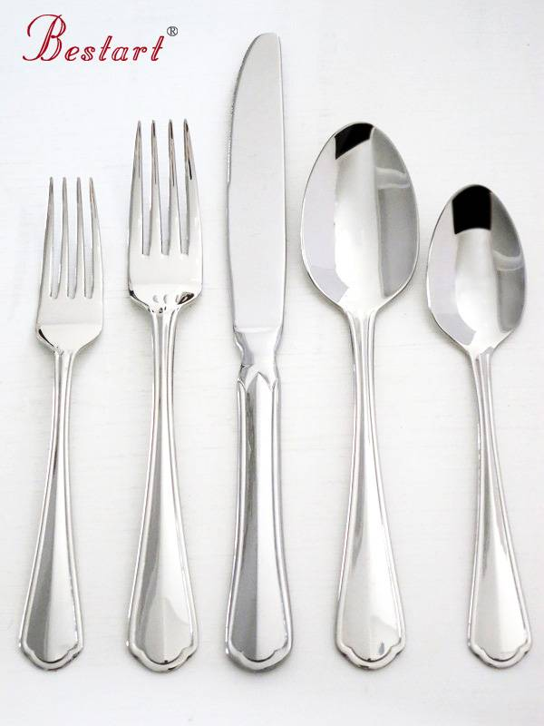 Hot selling stainless steel promotional 24pcs cutlery set