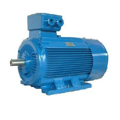 Induction Motor with GOST Standard
