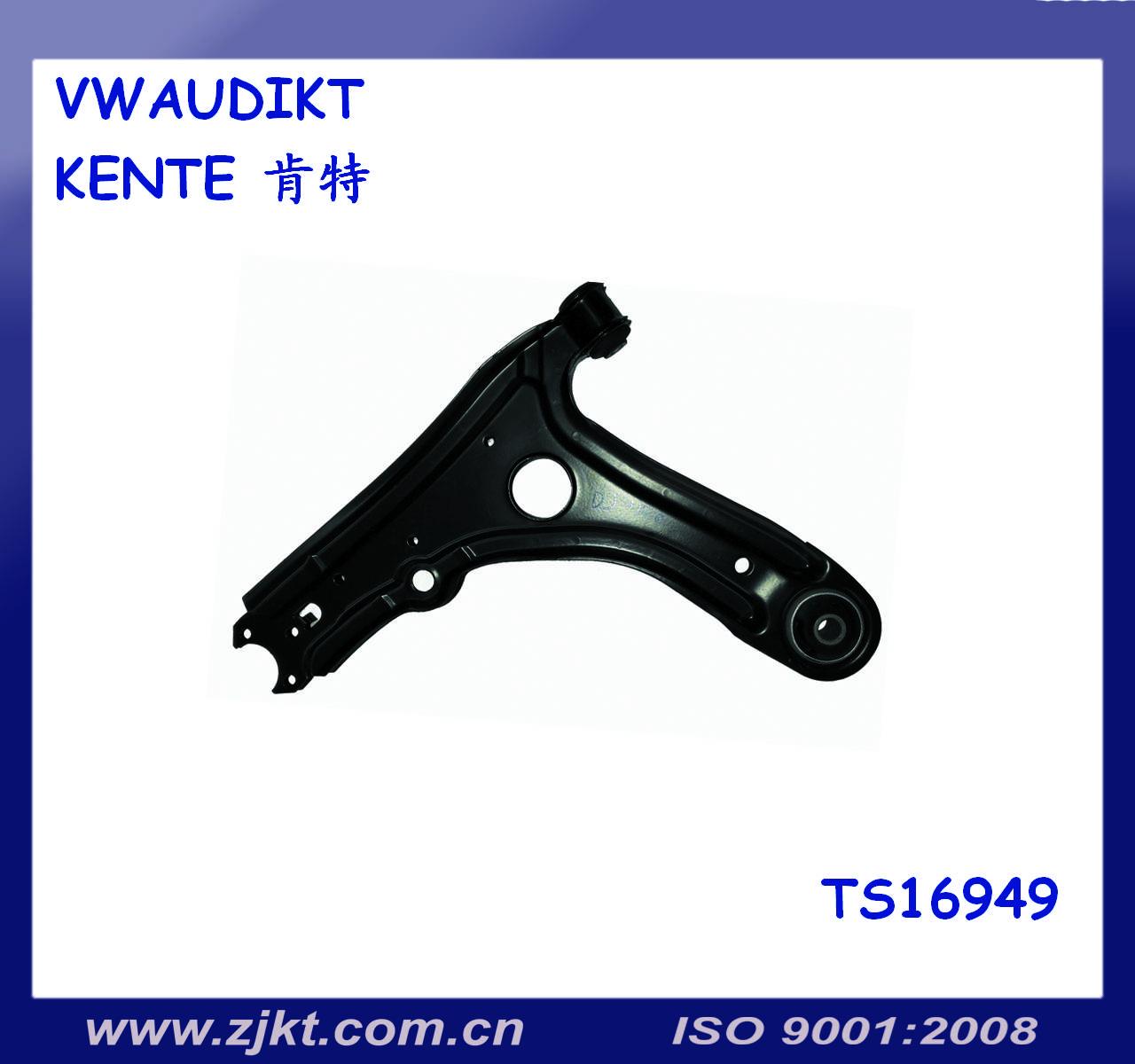 Auto parts VW GOLF control arm OEM 1H0407151
