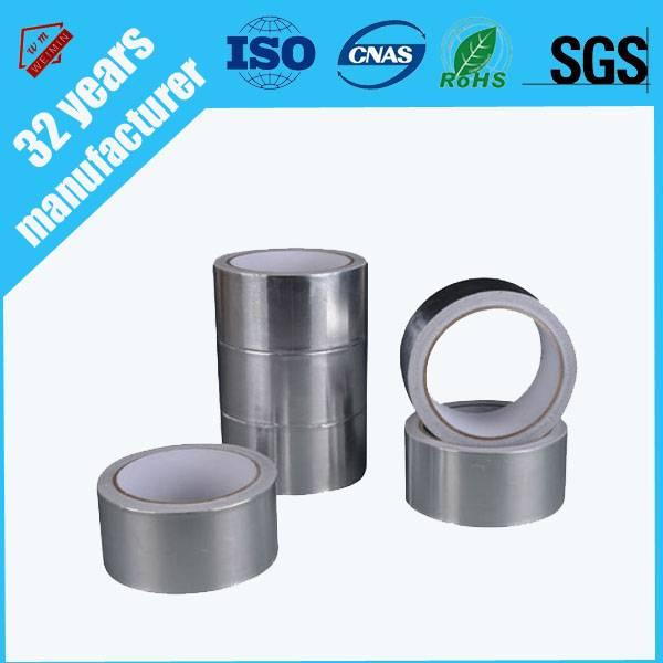 The excellent refrigerator Aluminum foil tape price,silver foil gummed tape