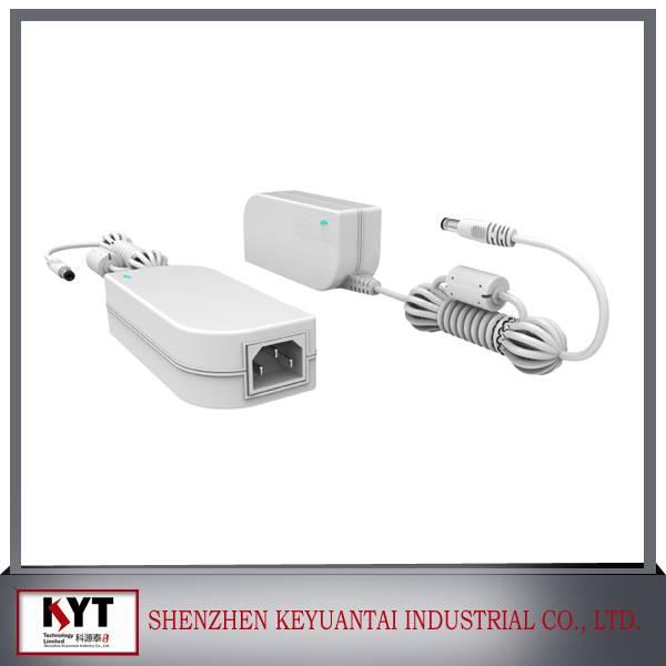 48-60W DC 12V,24V laptop adapter