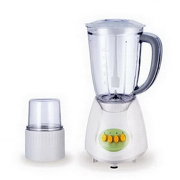 JH-227P Plastic jar electric food blender 1500ml