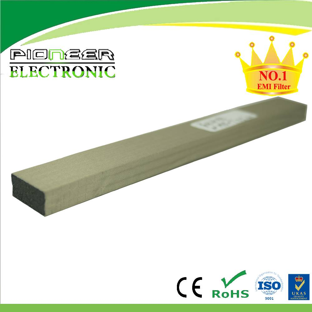 conductive adhesive foam gasket for shielding room