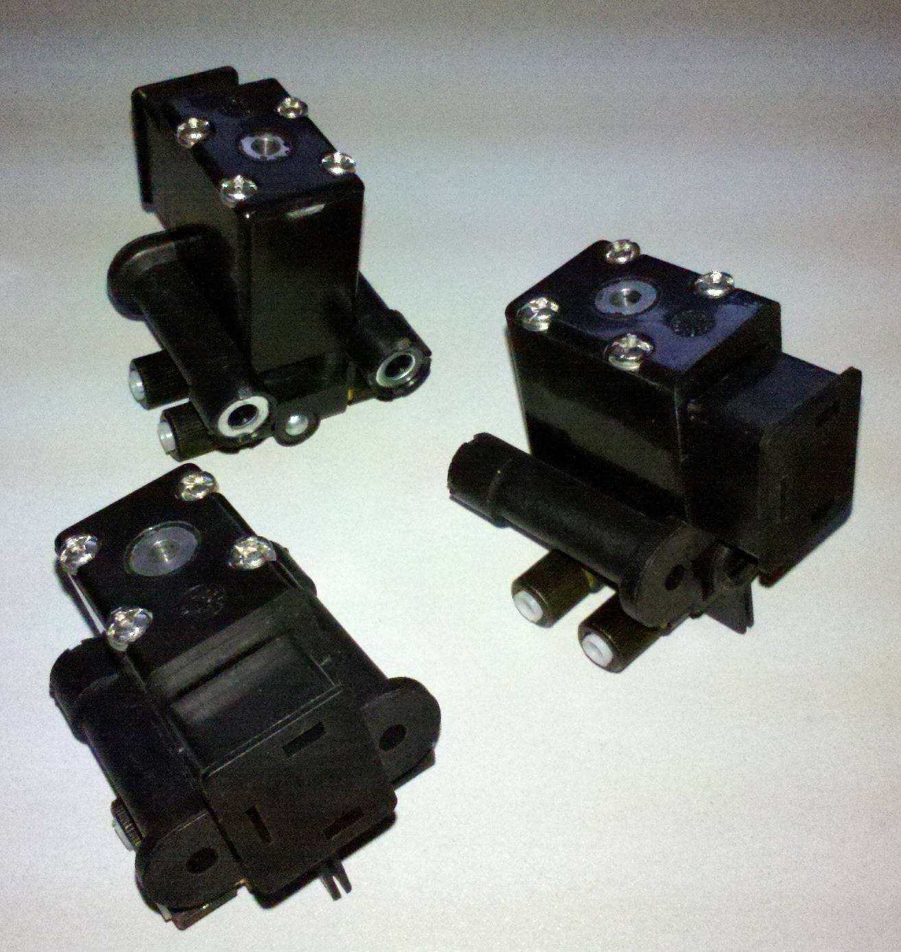 relay solenoid valves