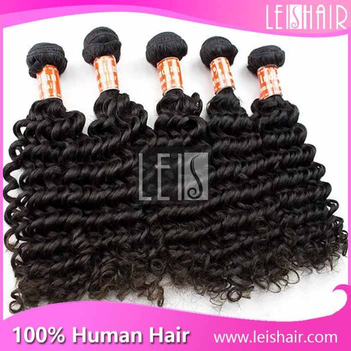 Professional fashion afro kinky curly indian remy hair weave