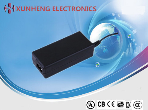 30W Interchangeable Desktop Power Adapter, Compliant with Energy Level VI