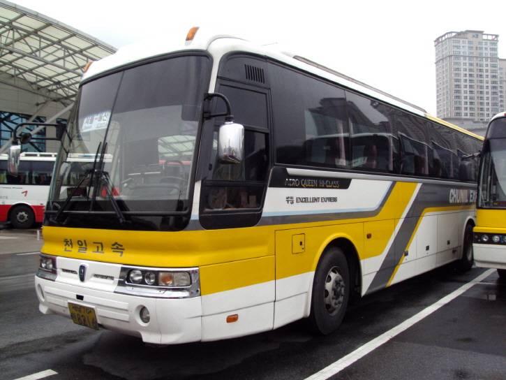 Hyundai Used Bus