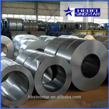 China supply SPCC Cold Rolled Steel Coil