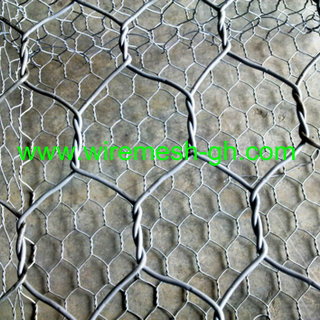 Hexagonal Gabion Mesh Factory