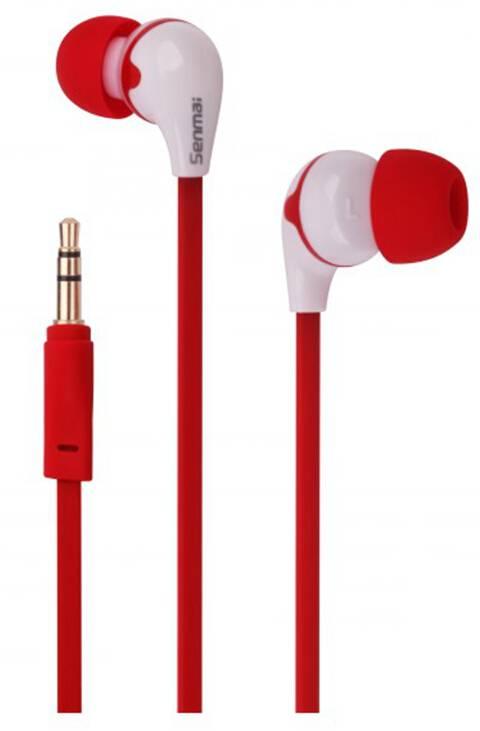 Ergonomic designed audio eraphone,wearing comfort