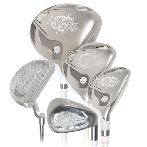 [HISKEI] JP360 Women's Golf Clubs Complete Sets