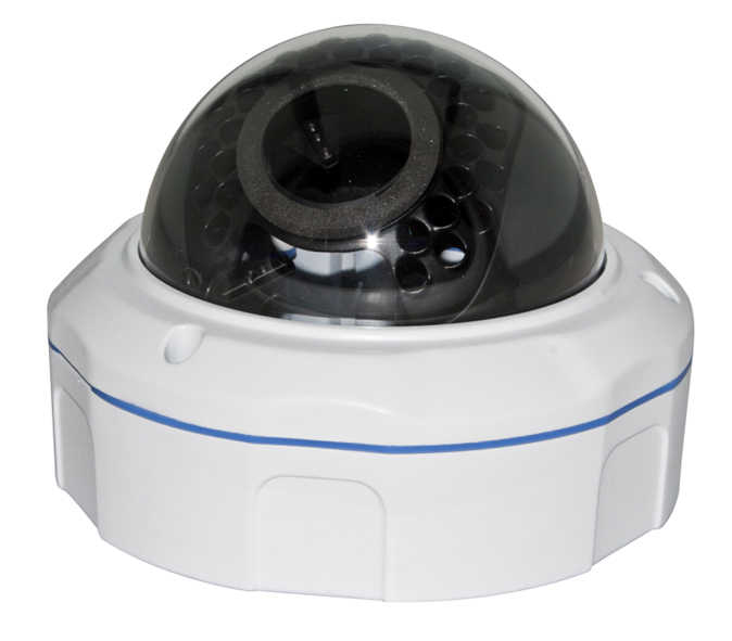 "Dome IP Camera 4.0MP 1/3 "" OV4689, 4Megapixel CMOS"