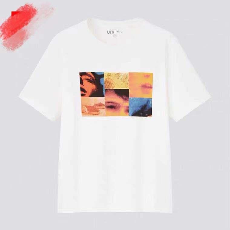 Musician-Troye Sivan Printed T-shirt