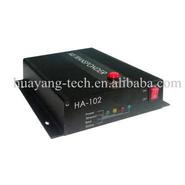Matsutec HA-102 AIS Transponder and receiver