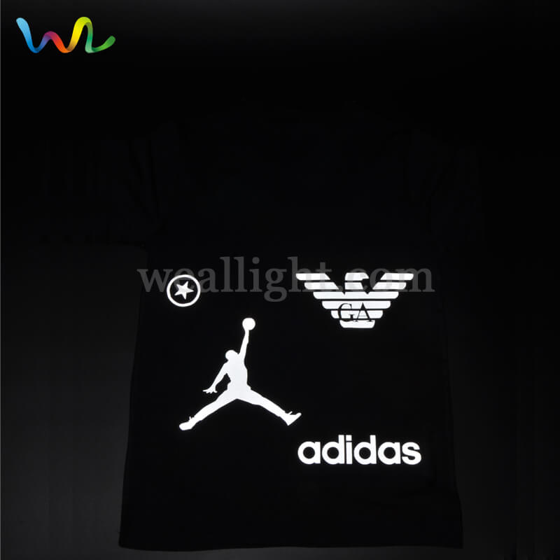 Reflective Heat Transfer Material, Heat Transfer Vinyl, Reflective Stickers For Clothing