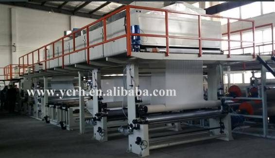 Factory Sale Cloth Fabric Bronzing Machine