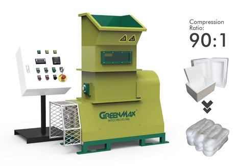 GREENMAX Foam Densifier M-C50 Hot Sale