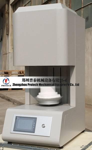 quick sintering lab dental furnace for zirconia