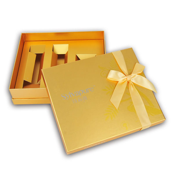 high glass rigid Cardboard gift box lid and base boxes