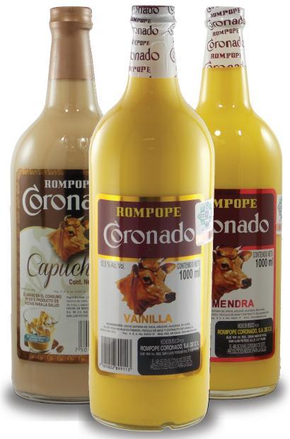 Buy Rompope Carmelita,Rompope Coronado,Vanilla Liqueur