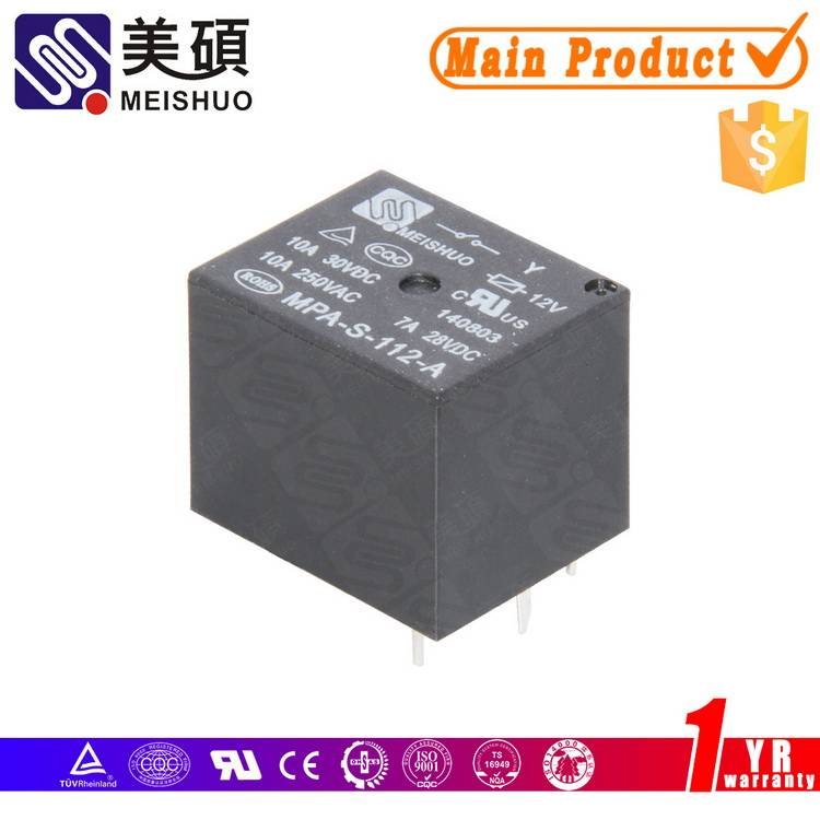 general purpose relay mini pcb relay MPA
