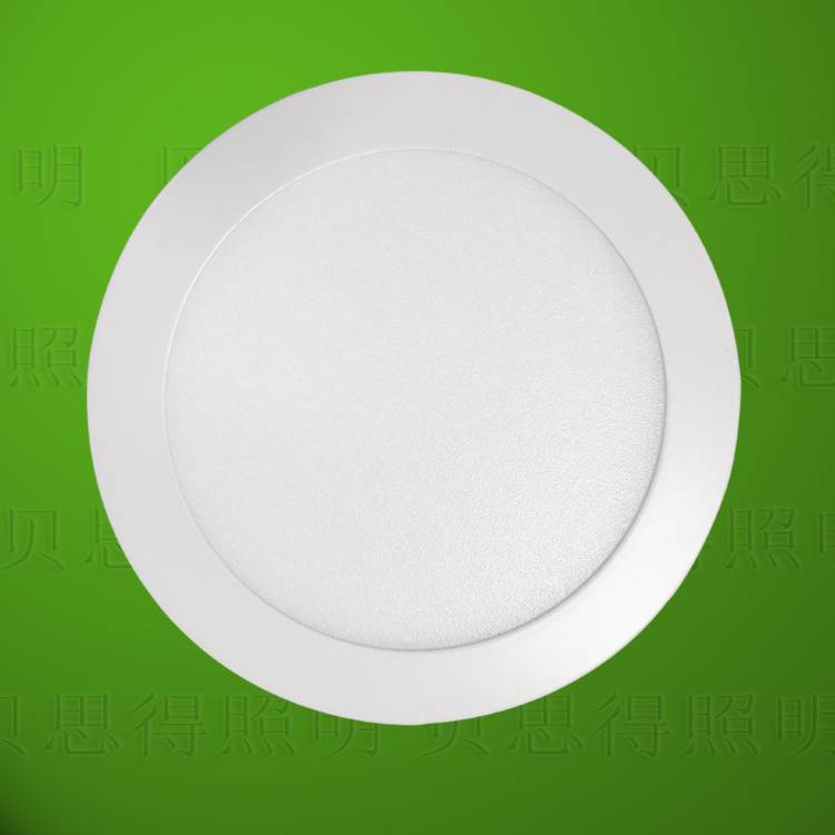 12W Circular LED panel light