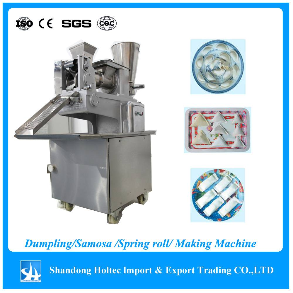 Dumpling/Spring roll /Samosa making machine