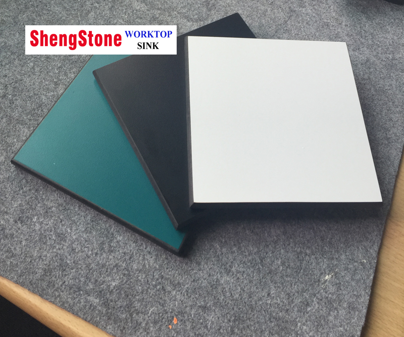 Double side corrosion resistant physical and chemical board,phenolic board