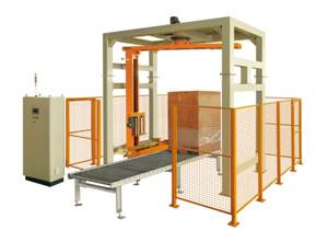 EAR400PPS -ATR Fully Automatic Online pallet wrapper