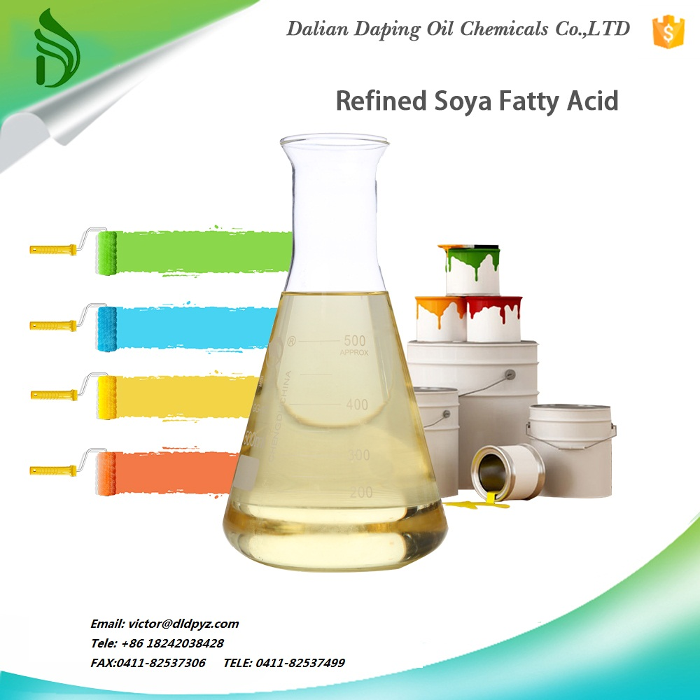 lowest and best quality soyabean oleic fatty acid