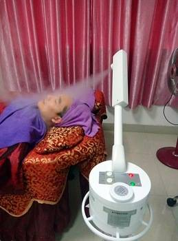 A-707 Best price Ozone vapor facial deep cleaning face spa steamer equipment?