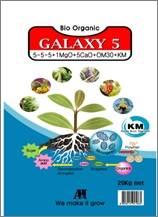 Galaxy Gold 5-5-5