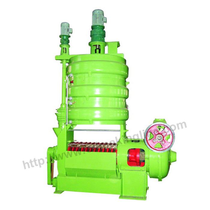 Oil pressing MachineZY204