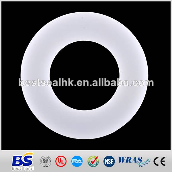 FDA approved silicone rubber gasket