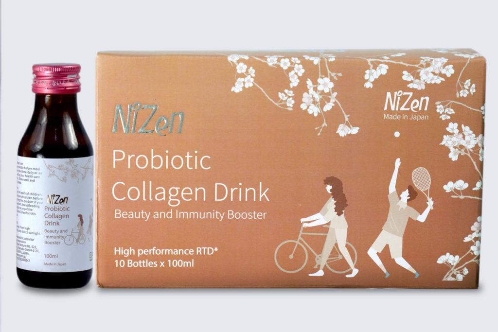 Nizen Probiotic Collagen Drink