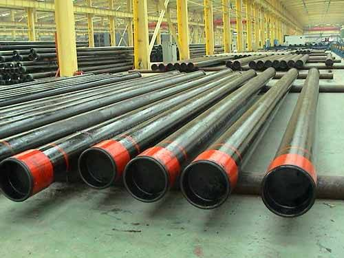 API 5CT casing  tubing oil well pipe