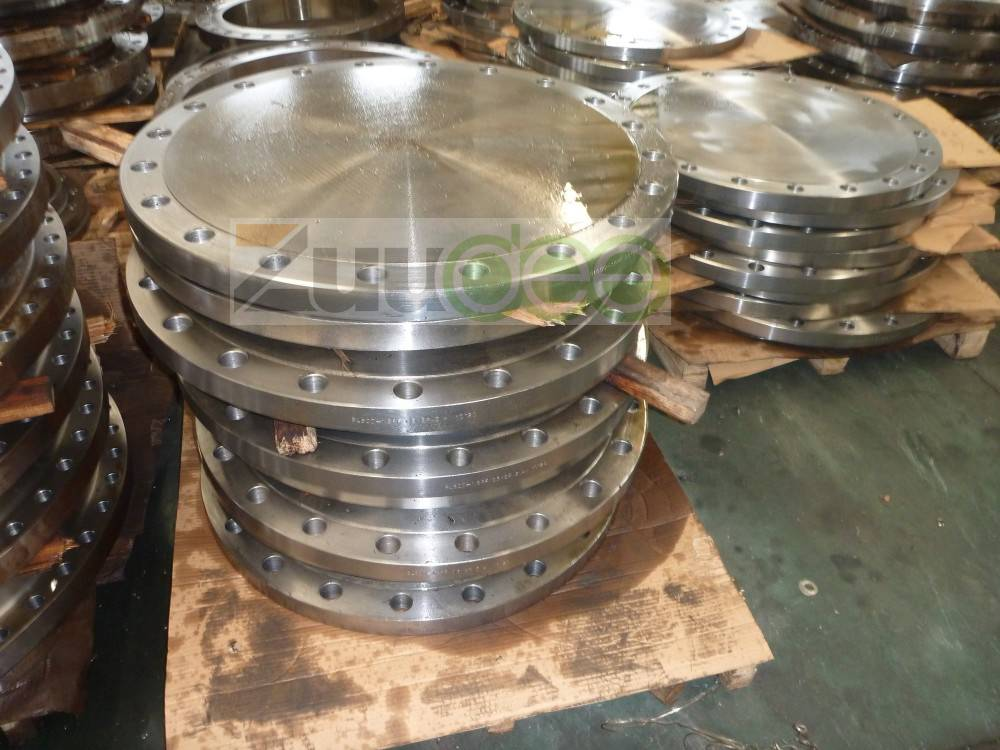 weldneck, blind, slip-on, lap joint, socket weld and other specialty flanges in titanium Gr.2,Gr.5,G