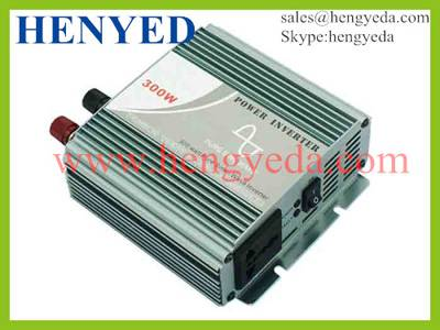 300W 12v/24v 110v/220v/230v/240v Pure sine wave car power inverter use for off grid solar system