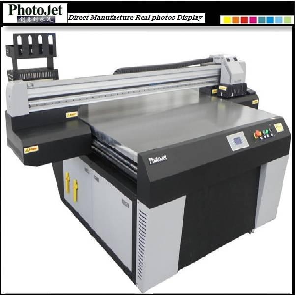 Espon print head Mult function wide format flatbed UV printer