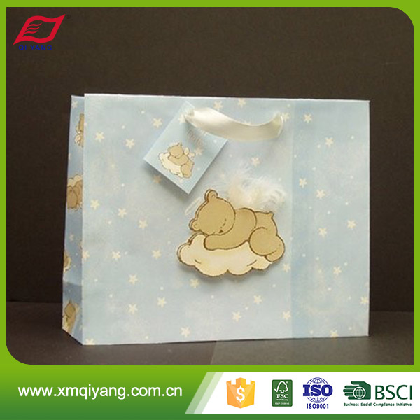 Factory wholesale alibaba eco friendly wedding paper bags