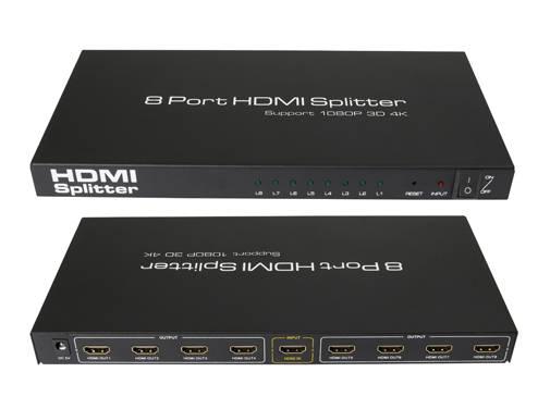 HDMI Splitter V1.4 1X8